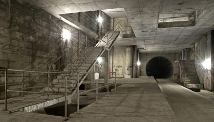 Urban Exploration of the Antwerp pre metro